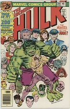 The Incredible Hulk #200   Marvel   F-