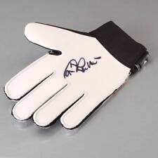 Tommy Lawrence Signed Goalkeeper Glove Liverpool Autograph Goalie Memorabilia