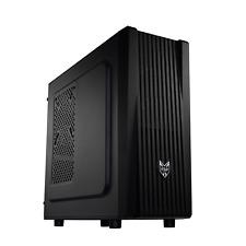 FSP Mini Tower Micro ATX Mini ITX Computer Gaming Case (CST110)