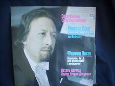 LP Lazar Berman Piano Liszt 1. + 2. Klavierkonzert Wiener Symphoniker Giulini