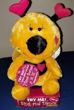 Dandee Bee Hearts Valentine's Day Sing Dance Light Up