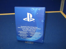 Fifa 18 Ultimate Team Rare Player Pack + 3 Icons + 14 day PS Plus (PS4) vouch