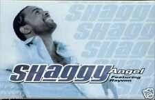 SHAGGY FEATURING RAYVON - ANGEL 2000 EU CASSINGLE CARD SLEEVE SLIP-CASE