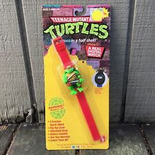 Teenage Mutant Ninja Turtles TMNT Vintage Digital Watches NEW Raphael