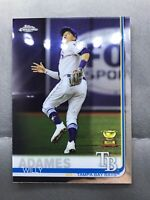 Willy Adames ROOKIE CUP 2019 Topps Chrome #179 Tampa Bay Rays!