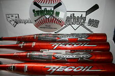 New Miken Recoil MSRFU 180 34 28 NIW HOT softball bat 100mph+ Orange Non ASA