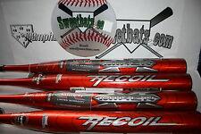 New Miken Recoil MSRFU 180 34 28 NIW HOT softball bat 100mph+ Orange Non ASA