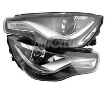 Audi A1 8X 2010-2015 Bi Xenon Headlight Set Left and Right Side Genuine OEM NEW