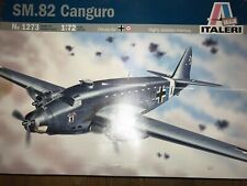 Italeri SM.82 Canguro 1.72 Scale NEW IN BOX