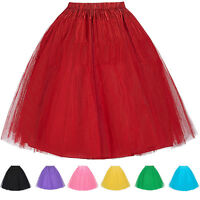 New 2 Layer Tulle No-hoop Wedding Crinoline Petticoat Slip Underskirt Plus Size