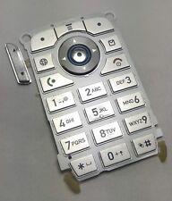 Lot of 12 Original Oem Motorola V190 Silver Keypads Keymats Buttons