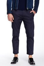 $248 NEW Diesel Polluces TROUSERS W26xL24 1/2 Navy/Blue