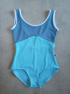 NEW Yumiko leotard Anna duo T-Pool T-Patagonia T-White size L
