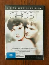 Ghost DVD 2 Disc Special Edition  Region 4 New Patrick Swayze, Demi Moore