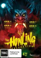 THE HOWLING COLLECTION [NON-USA FORMAT PAL REGION 2 & 4] (4DVD)