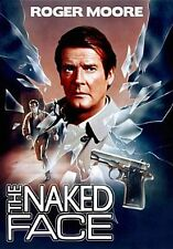 THE NAKED FACE (Roger Moore) - DVD - Region 1 - Sealed