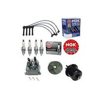 Tune Up Kit Gas Filter Cap Rotor NGK Wires & Plugs Civic EX 1.6 D16Y8