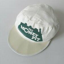 Vintage 80s Deadstock Promo The Money Pit Movie Cap Hat Tom Hanks Shelley Long