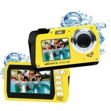 Easypix W3048-Y Edge Digitalkamera 48 Megapixel Gelb Unterwasserkamera,