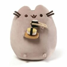 "PUSHEEN the CAT ~ SUSHI SNACKABLE ~ 9 1/2"" Plush by Gund ~ NWT"