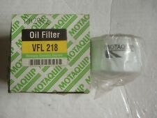 NEW MOTAQUIP VFL218 OIL FILTER For RENAULT CLIO ESPACE LAGUNA MEGANE SCENIC