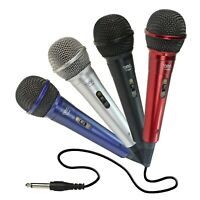 TOPTECH AUDIO HAND HELD UNIDIRECTIONAL DYNAMIC MICROPHONE