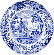 SPODE blue italien 4 Assiettes Dessert 20 cm-nouveau / inutilisé