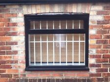 INTERNAL SECURITY BAR GRILLE, fixed window or door grill, made to measure