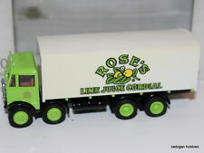 EFE 11006 AEC 8 Wheel Box van - `Rose's Limejuice Cordial'   1:76