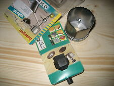 Strong Hole Saw Circle Cutter 51 mm for Worktop and Wood 40 MM