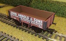 "Airfix 54376  5-Plank Wagon ""John Arnold and Sons""  OO Gauge"