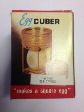 Egg Cuber Vintage Original 1970s