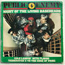 Public Enemy Night Of The Living Bassheads Vinyl Record Original 1988 Hip Hop