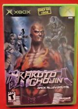 Kakuto Chojin  (Xbox, 2002)