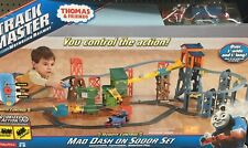 New Trackmaster Thomas And Friends Mad Dash On Sodor Train Set Remote Control