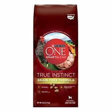 Purina ONE SmartBlend True Instinct Real Salmon & Tuna Formula Dry Dog Food