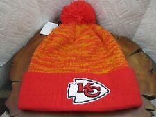 Kansas City Chiefs NFL Team Logo Game Day Knit Cold Weather Kids Size Hat