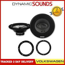 """Alpine Front Door 8"""" 20cm 3-way Coaxial Car Speaker Upgrade Kit for Volkswagen"""