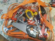 Lot of Childrens Play Tools Hand & Power Tools Black & Decker NEW UNOPENED