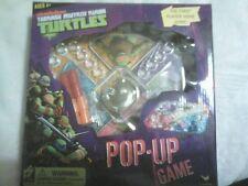 Teenage mutant ninja turtle pop up game
