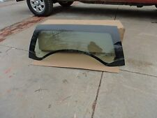 99-01 ISUZU VEHICROSS REAR DOOR GLASS OEM