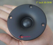 """2pcs 1"""" inch 10-50W tweeter For HarmanKardon For JBL with 2.5-inch 74mm panel"""