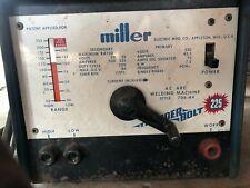 Miller Thunderbolt 225 Stick Welder