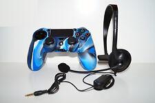PS4 KIT Paquete Auriculares PALANCA DE CONTROL TAPONES CAPS Varilla de pulgar