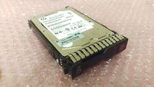 HP 146GB 6G SAS 15K SC DP SFF 2.5'' Hard Drive Gen8 Gen9 653950-001 652605-B21