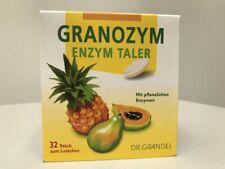 GRANOZYM Enzym Taler Dr.Grandel 32 Tabletten 02683055