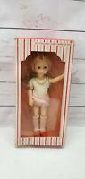 "1978 Vogue Ginny Doll No. 301933 8"" Poseable Blonde Hair Sleepy Eyes In Box"