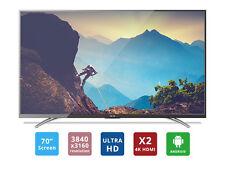 """SONIQ 70"""" Ultra HD LED LCD Smart TV (Refurbished) Model: T2S70UV16A-AU"""