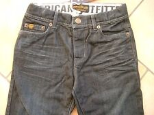 (C219) American Outfitters Girls 5 Pocket Jeans Hose Relaxed Fit used look gr128