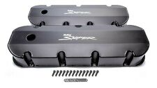 HOLLEY Sniper Fabricated Valve Covers  BBC Tall P/N - 890004B